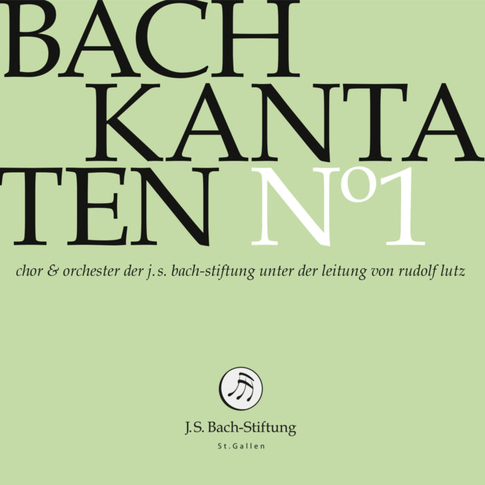 Bach-Kantaten N°1