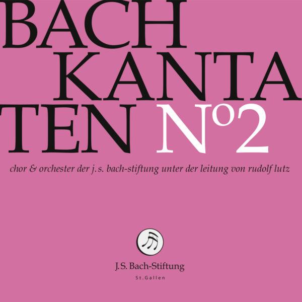Bach-Kantaten N°2-0