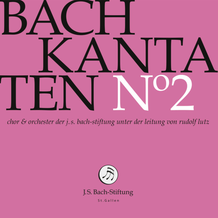 Bach-Kantaten N°2