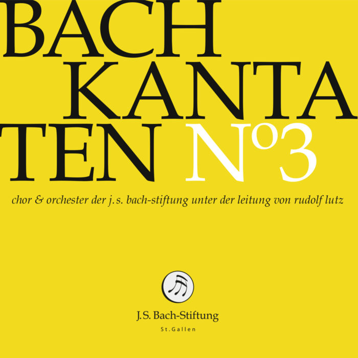 Bach-Kantaten N°3