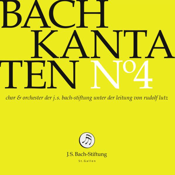 Bach-Kantaten N°4-0