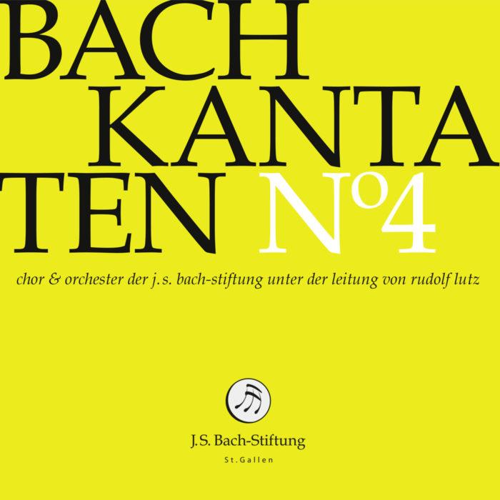 Bach-Kantaten N°4