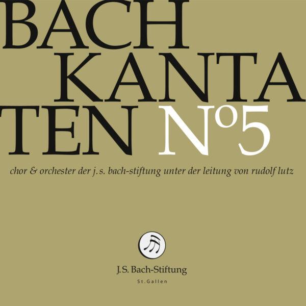 Bach-Kantaten N°5-0