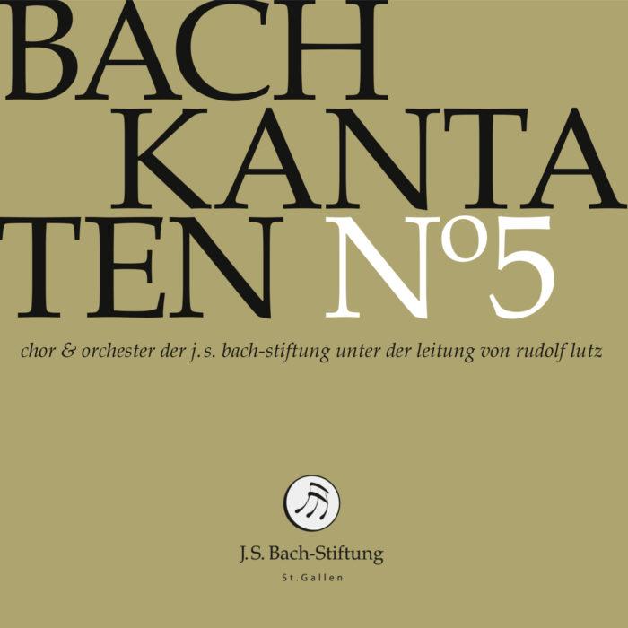 Bach-Kantaten N°5