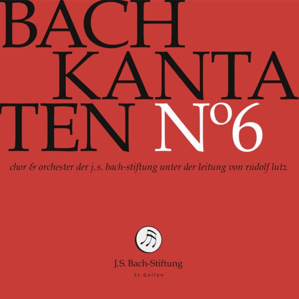 Bach-Kantaten N°6-0