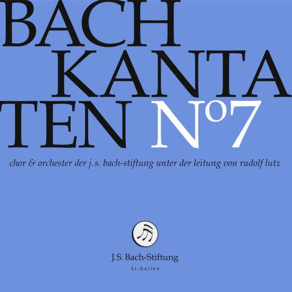 Bach-Kantaten N°7-0