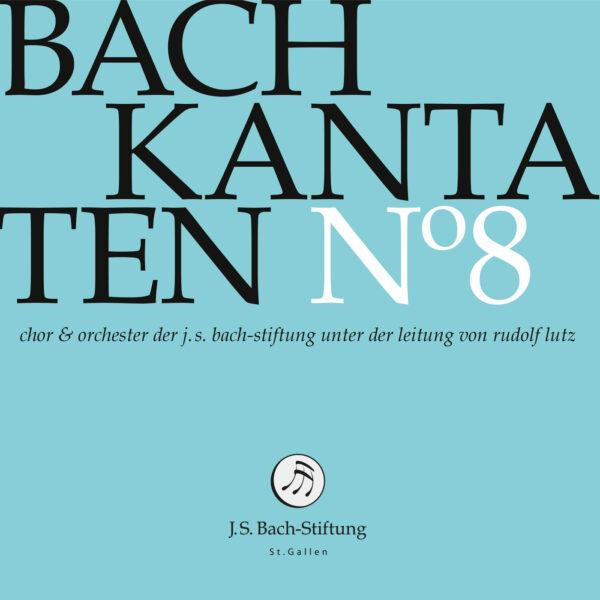 Bach-Kantaten N°8-0