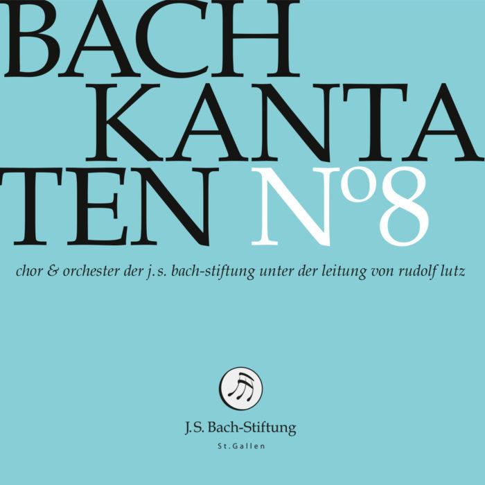 Bach-Kantaten N°8