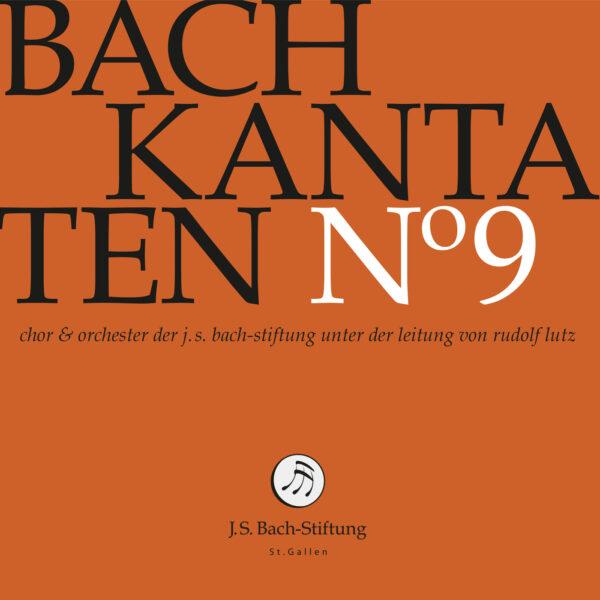 Bach-Kantaten N°9-0