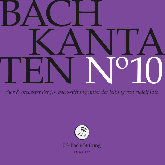 Bach-Kantaten N°10