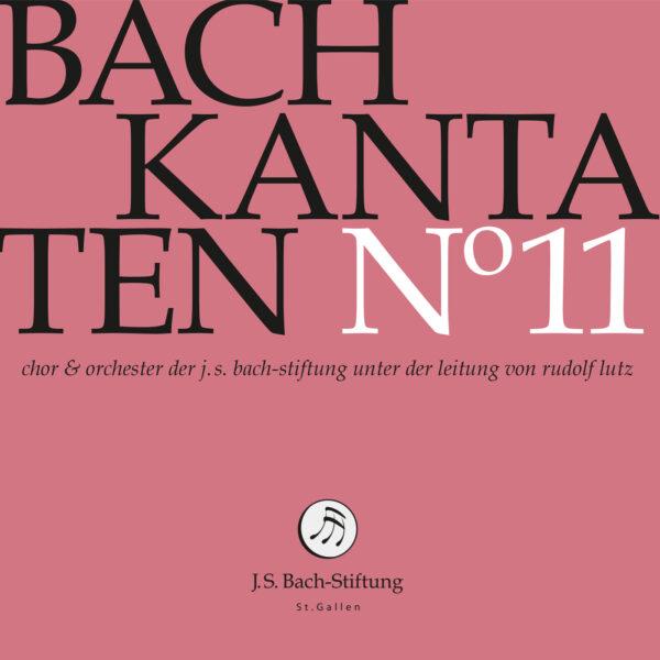 Bach-Kantaten N°11-0