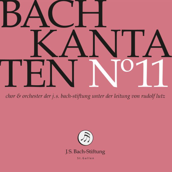 Bach-Kantaten N°11
