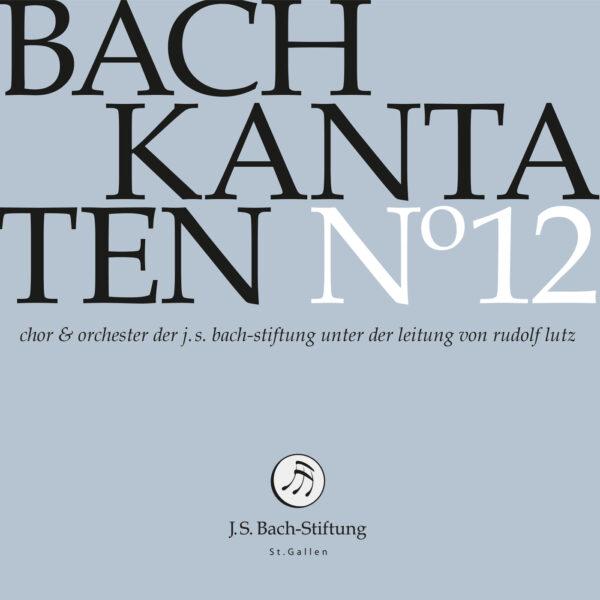 Bach-Kantaten N°12-0