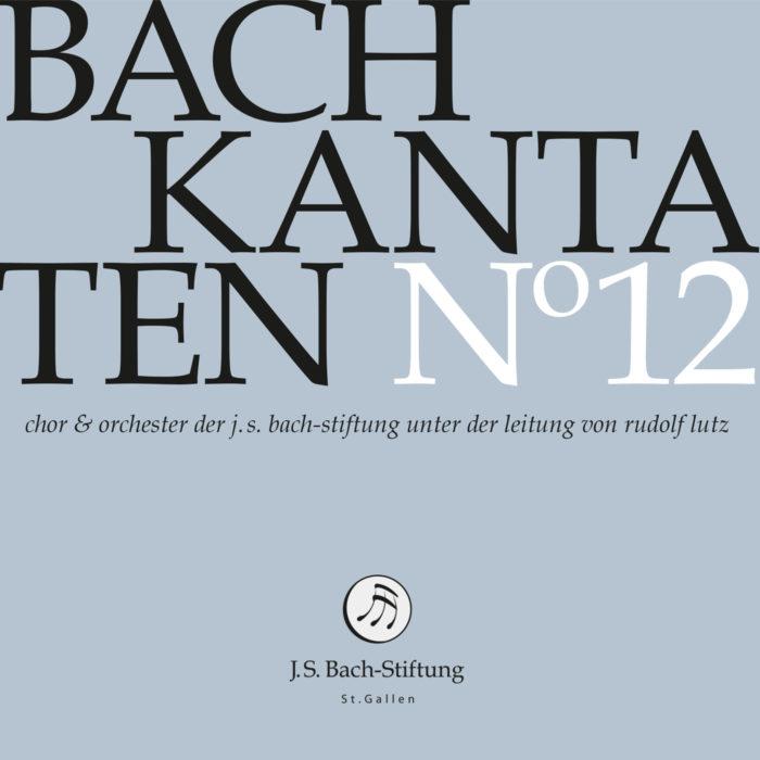 Bach-Kantaten N°12