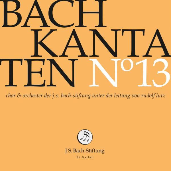 Bach-Kantaten N°13-0
