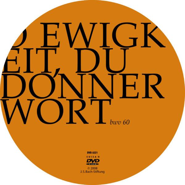 O Ewigkeit, du Donnerwort-216