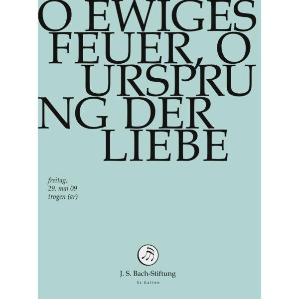 O ewiges Feuer, o Ursprung der Liebe-271