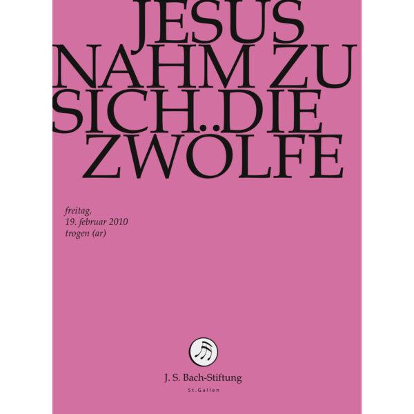 Jesus nahm zu sich die Zwölfe-297