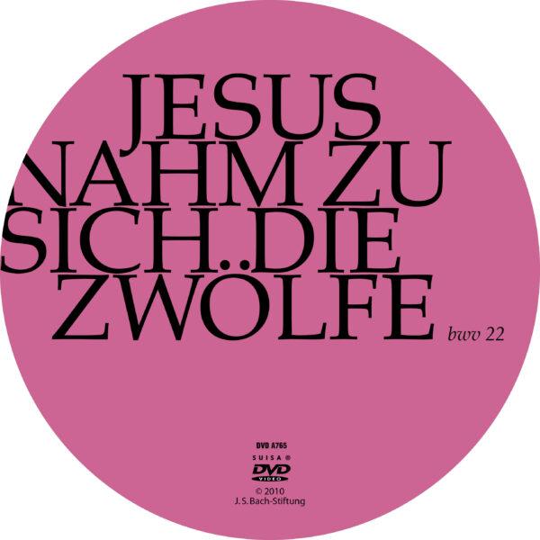 Jesus nahm zu sich die Zwölfe-299