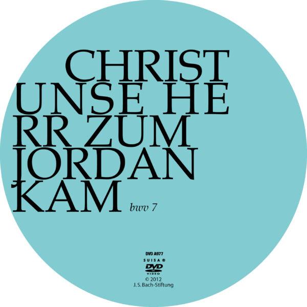 Christ unser Herr zum Jordan kam-374