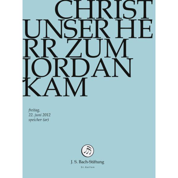 Christ unser Herr zum Jordan kam-373