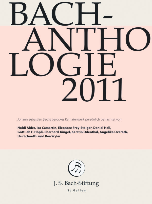 Bach-Anthologie 2011-0