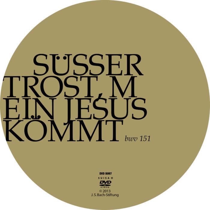 Süßer Trost, mein Jesus kömmt