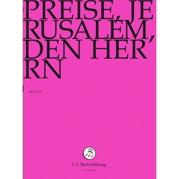 Preise, Jerusalem, den Herrn-441