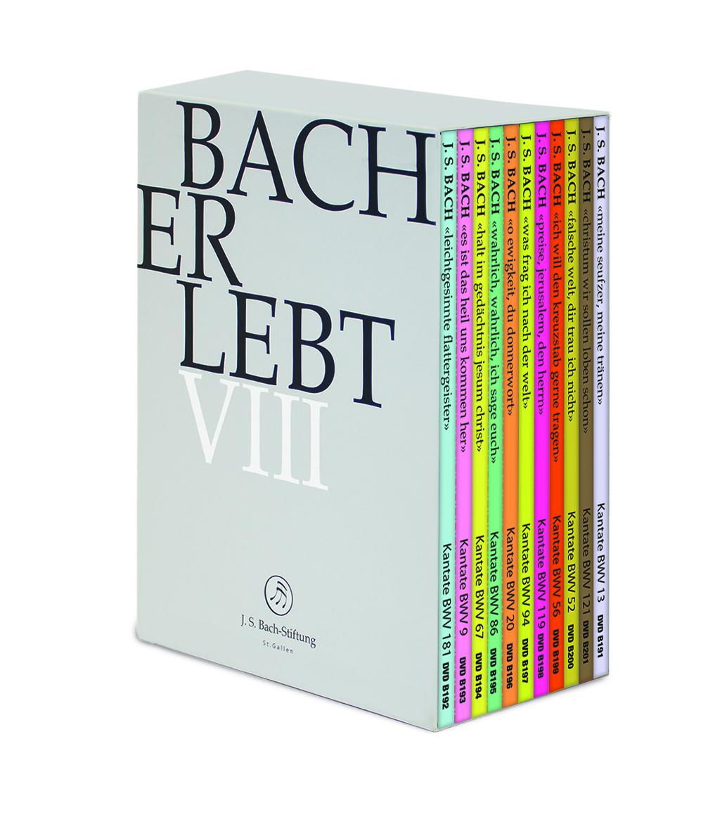 Bach er lebt VIII