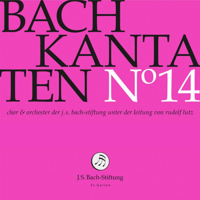 Bach-Kantaten N°14