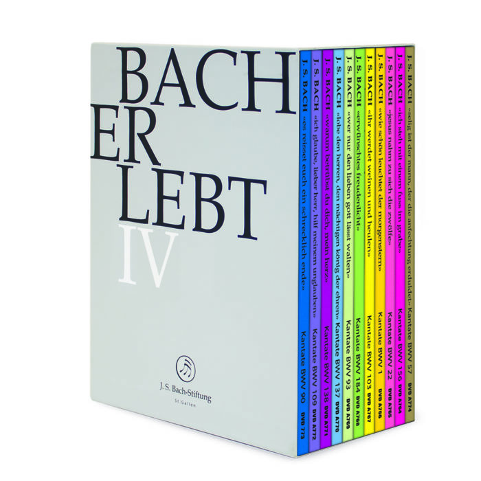 Bach er lebt IV