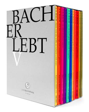 Bach er lebt V