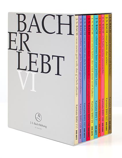 Bach er lebt VI