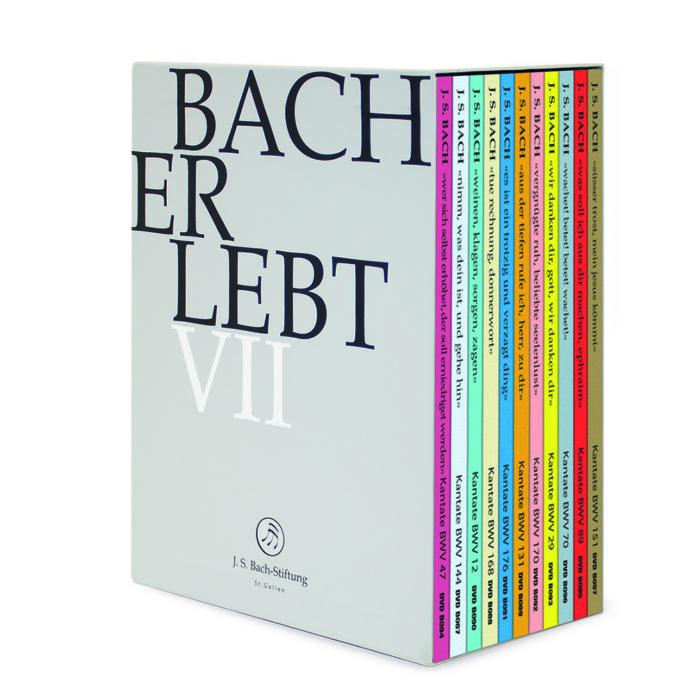 Bach er lebt VII