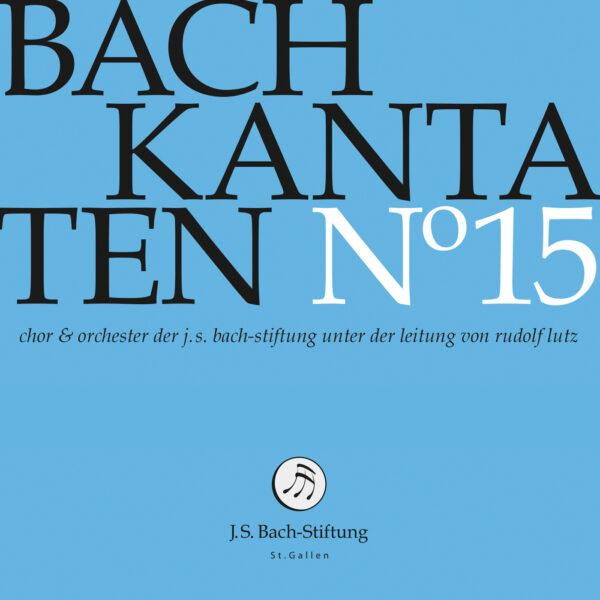 Bach-Kantaten N°15-0