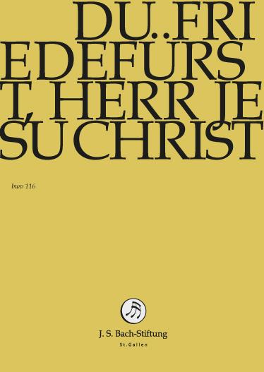 Du Friedefürst, Herr Jesu Christ-741