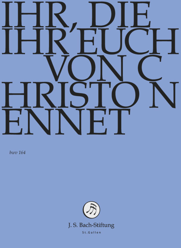 Ihr, die ihr euch von Christo nennet-1484