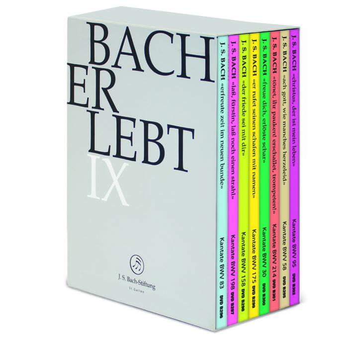 Bach er lebt IX