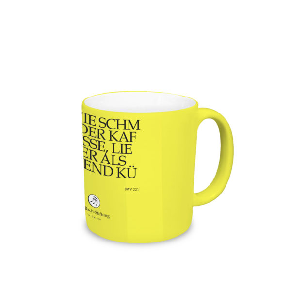Tasse (gelb)-0