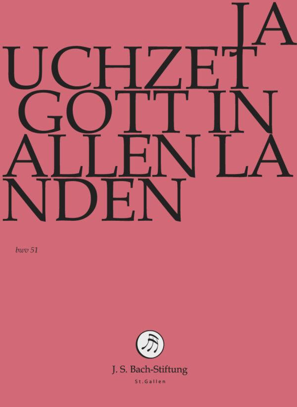 Jauchzet Gott in allen Landen-1501