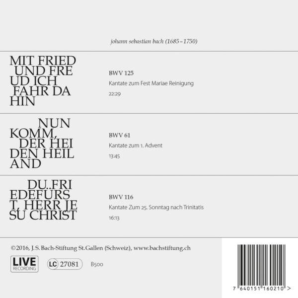 Bach-Kantaten N°18-1412
