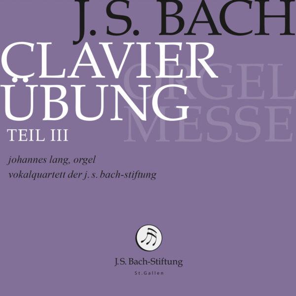 Clavier-Übung Teil III – «Orgelmesse»-0