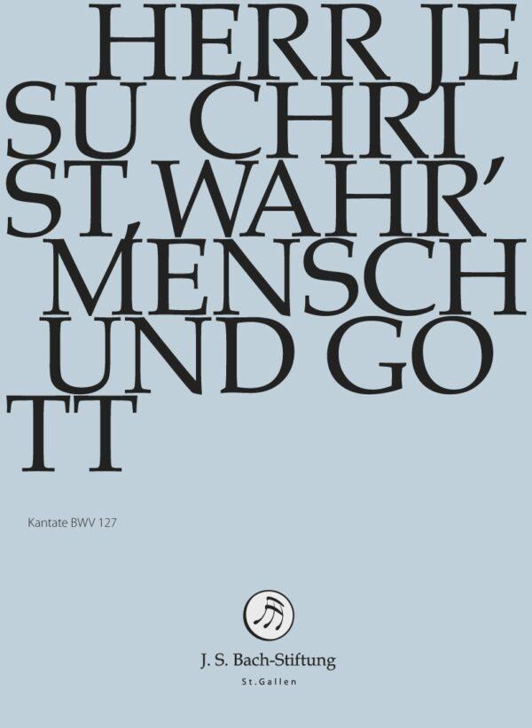Herr Jesu Christ, wahr' Mensch und Gott-1623