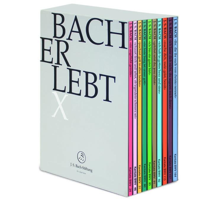 Bach er lebt X