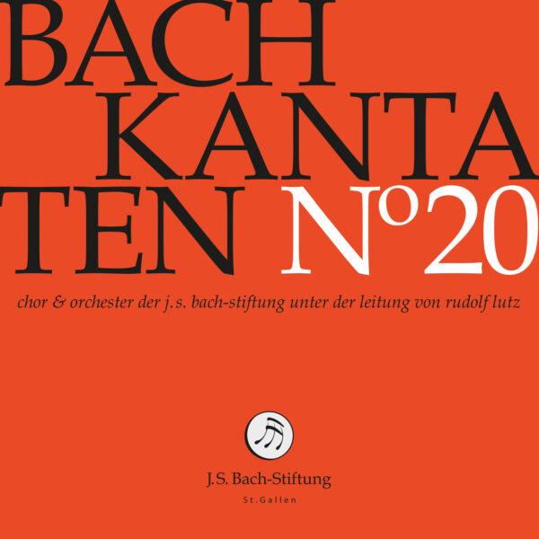 Bach-Kantaten N°20-0