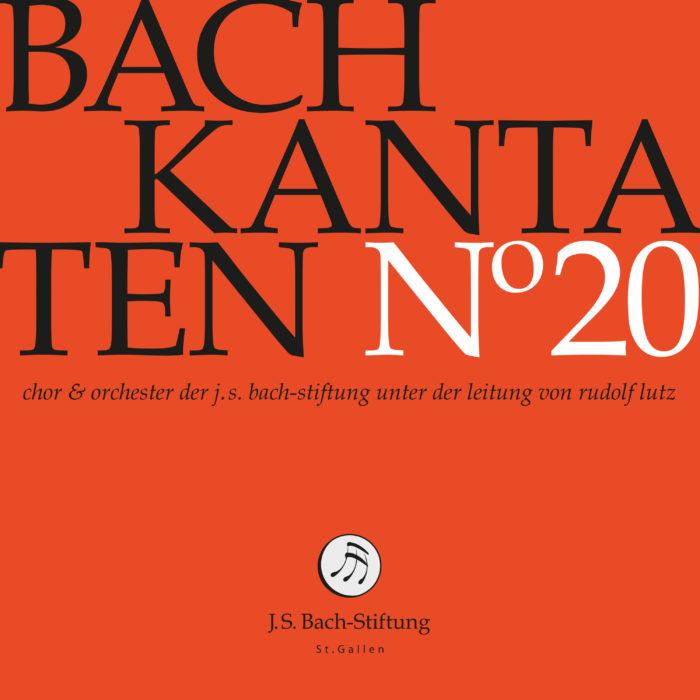 Bach-Kantaten N°20