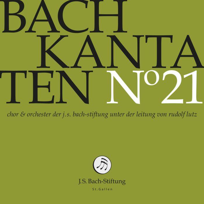 Bach-Kantaten N°21