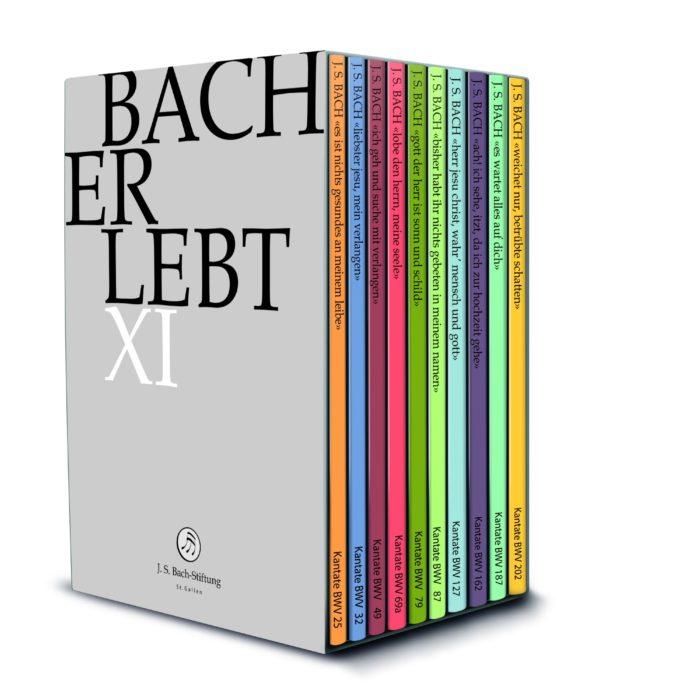 Bach er lebt XI