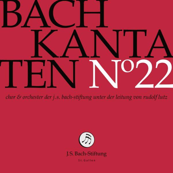 Bach-Kantaten N°22-0