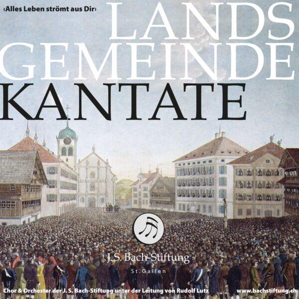 CD Landsgemeindekantate «Alles Leben strömt aus dir»-0